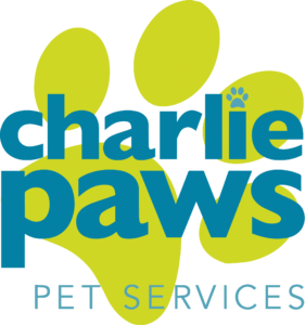 Charlie Paws Pet Services logo